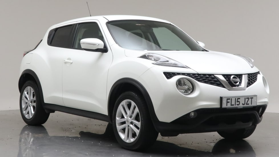 2015 Used Nissan Juke 1.5L Acenta dCi