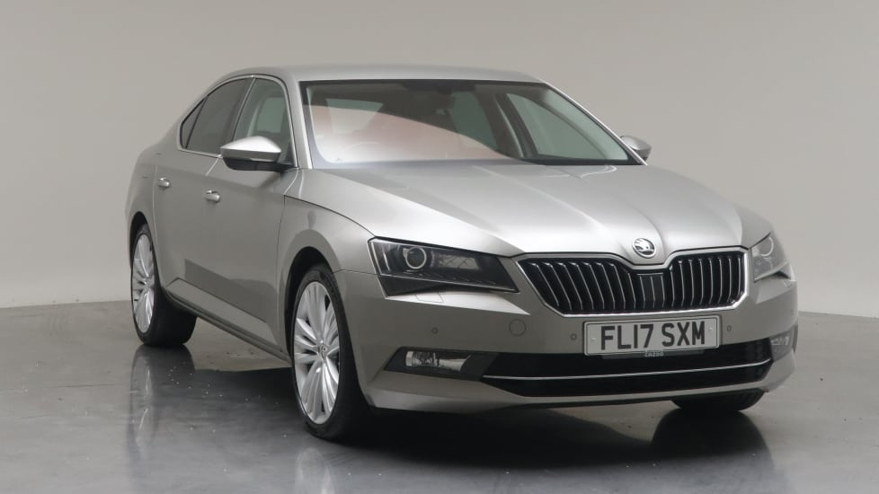 2017 Used Skoda Superb 2L SE L Executive CR DPF TDI