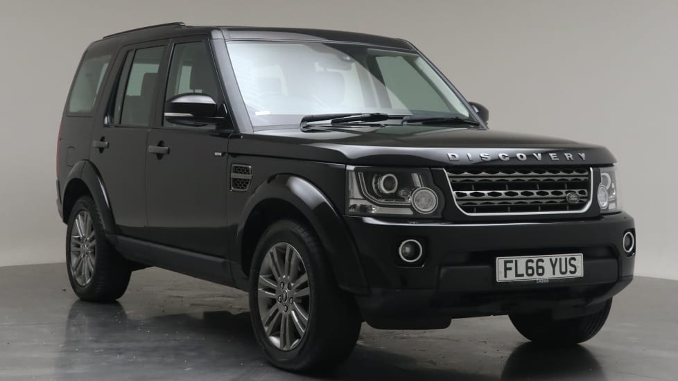 2016 Used Land Rover Discovery 4 3L Graphite SD