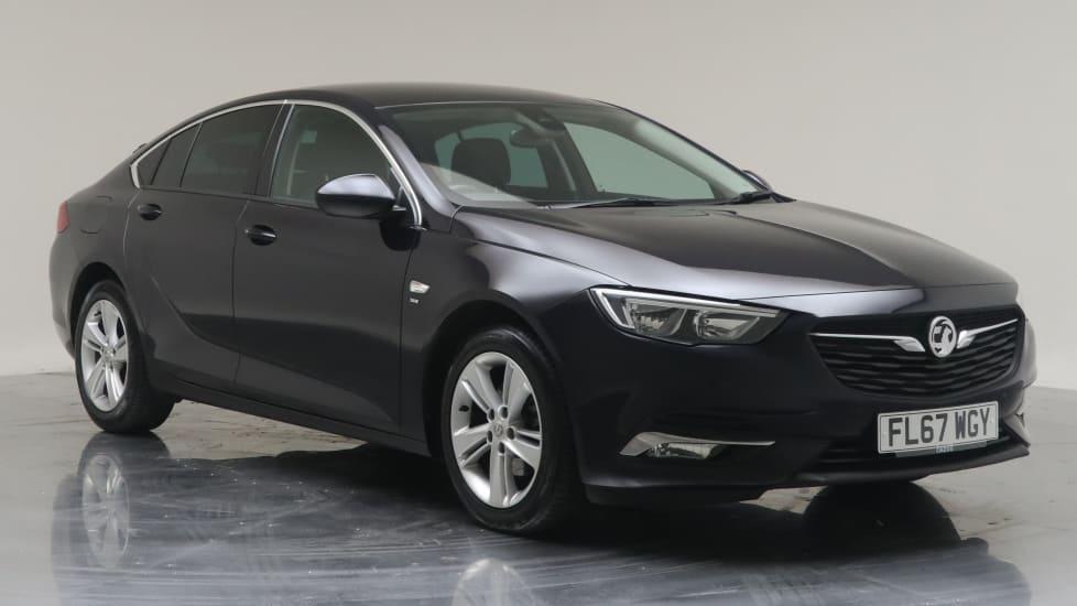 2017 Used Vauxhall Insignia 1.6L SRi Nav ecoTEC Turbo D