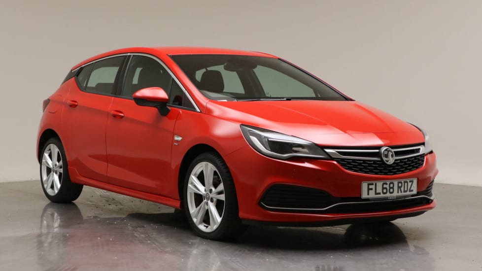 2018 Used Vauxhall Astra 1.6L SRi VX Line Nav BlueInjection CDTi
