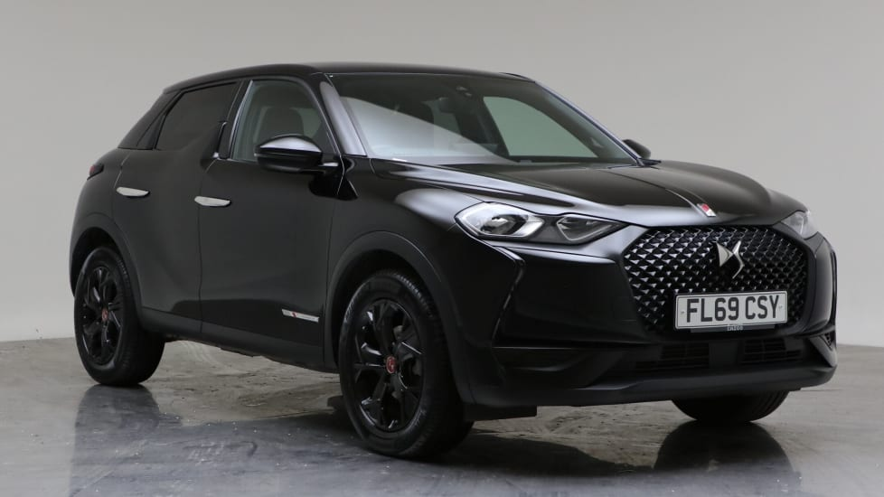 2019 Used DS DS 3 CROSSBACK 1.2L Performance Line PureTech