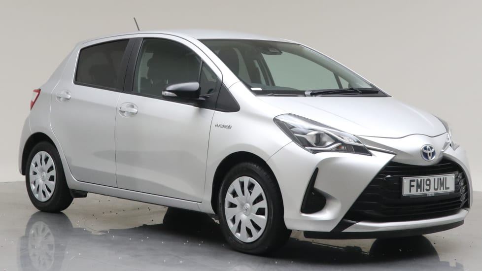 2019 Used Toyota Yaris 1.5L Active VVT-h