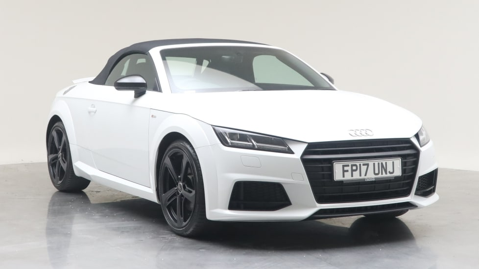 2017 Used Audi TT 1.8L Black Edition TFSI