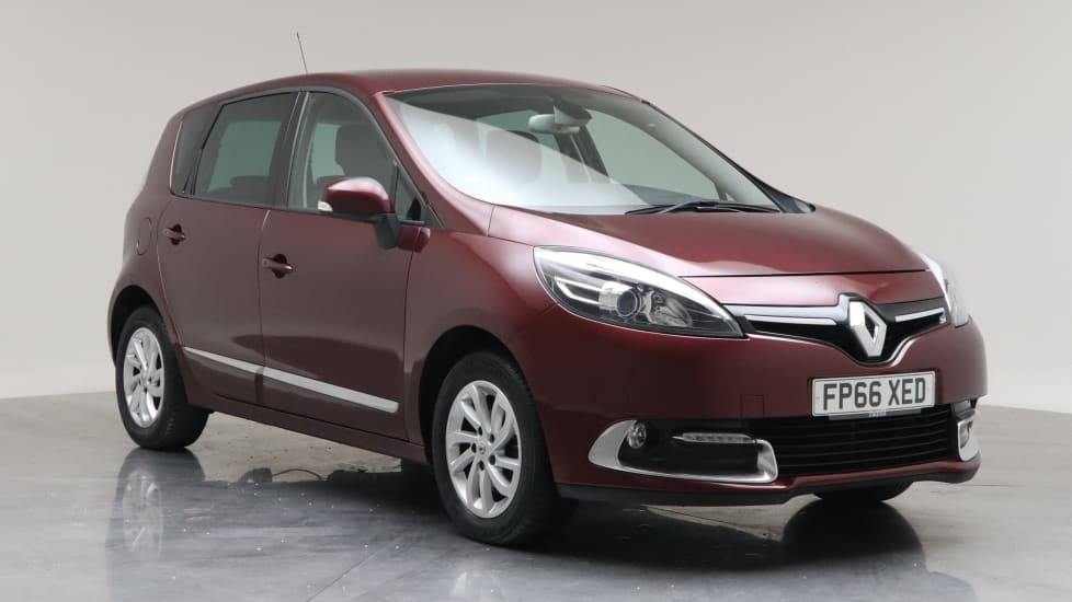 2016 Used Renault Scenic 1.5L Dynamique Nav dCi