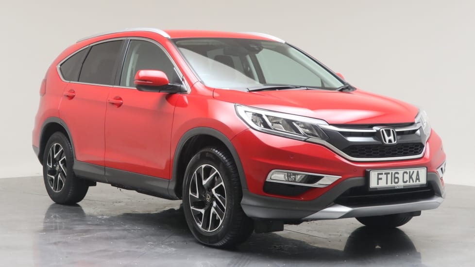 2016 Used Honda CR-V 1.6L SE Plus i-DTEC