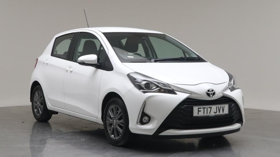 2017 Used Toyota Yaris 1.5L Icon VVT-i