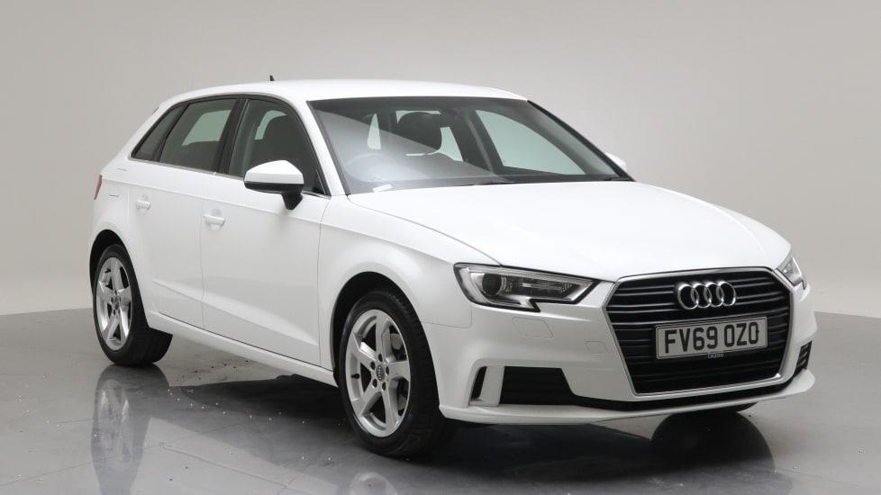 2019 Used Audi A3 1.5L Sport CoD TFSI