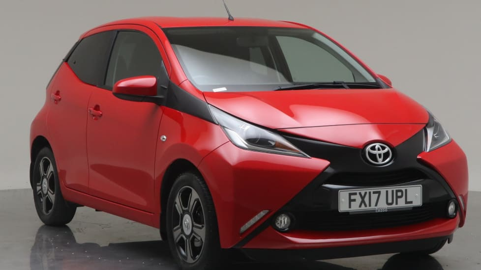 2017 Used Toyota AYGO 1L x-clusiv3 VVT-i