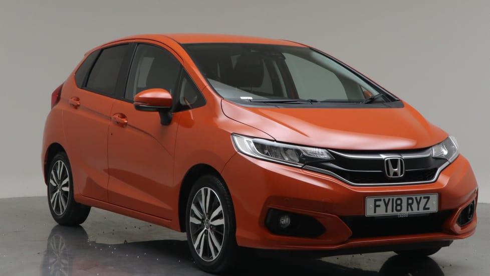 2018 Used Honda Jazz 1.3L EX i-VTEC