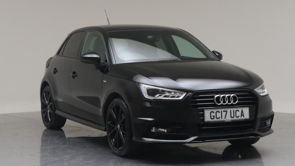 2017 Used Audi A1 1.4L Black Edition CoD TFSI