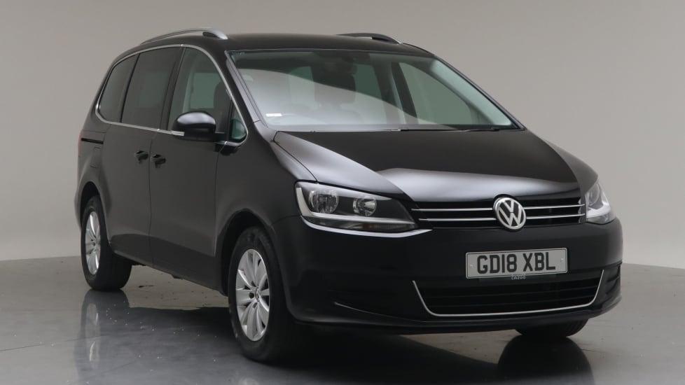 2018 Used Volkswagen Sharan 2L SE Nav TDI
