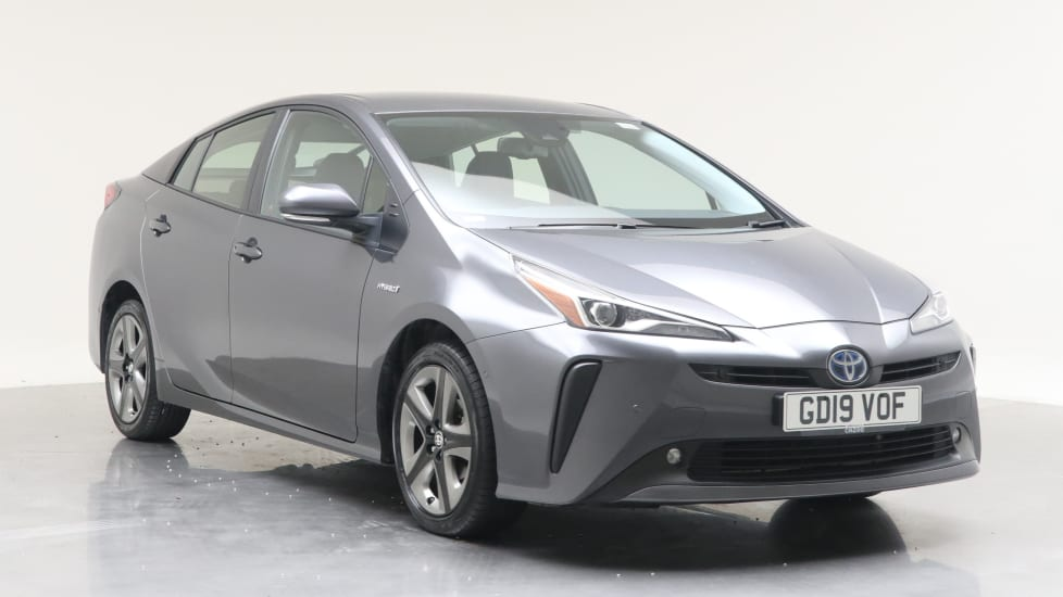 2019 Used Toyota Prius 1.8L Excel VVT-h