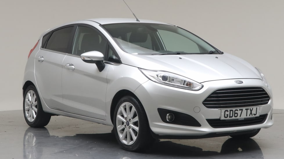 2018 Used Ford Fiesta 1L