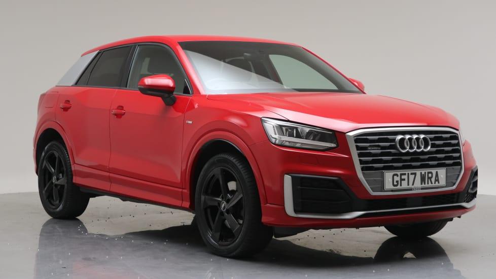 2017 Used Audi Q2 2L S line TDI