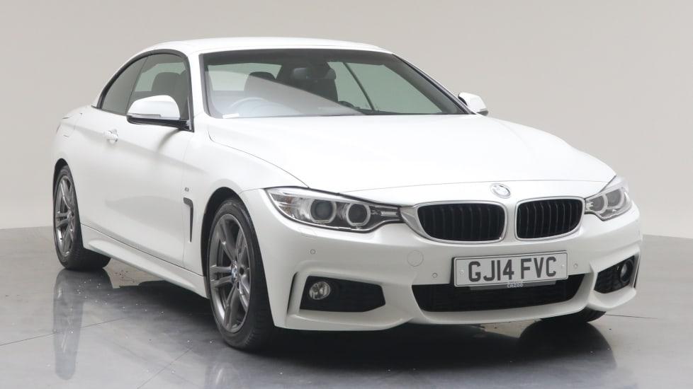 2014 Used BMW 4 Series 2L M Sport 428i