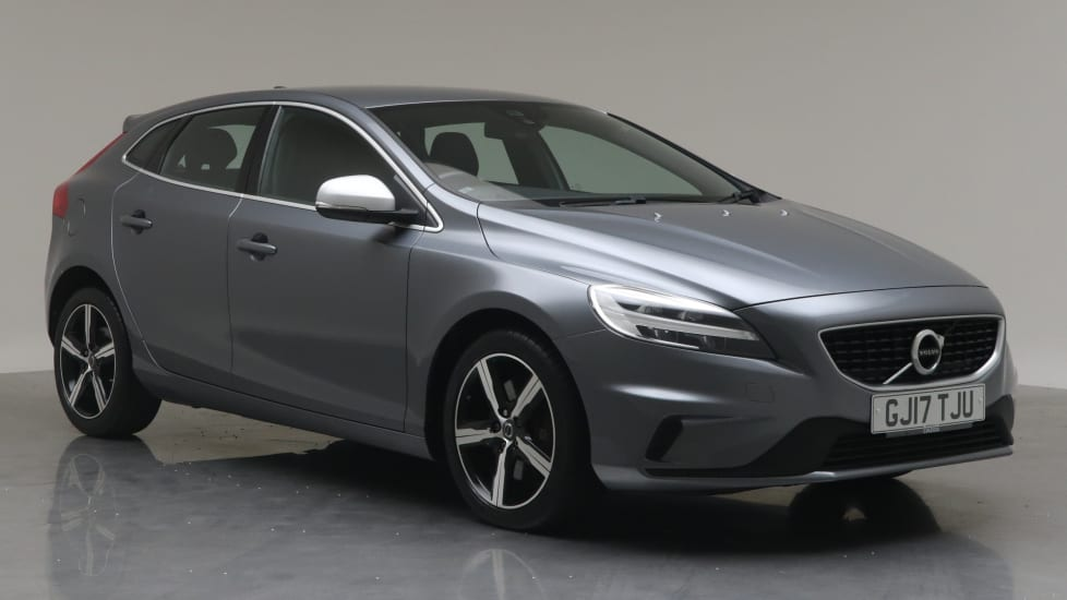 2017 Used Volvo V40 2L R-Design Nav Plus D3
