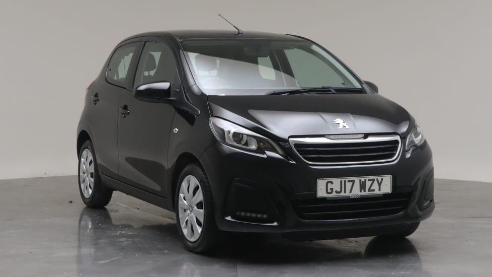 2017 Used Peugeot 108 1L Active VTi