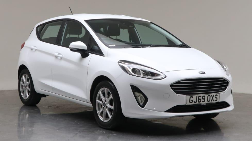 2019 Used Ford Fiesta 1L Zetec EcoBoost T