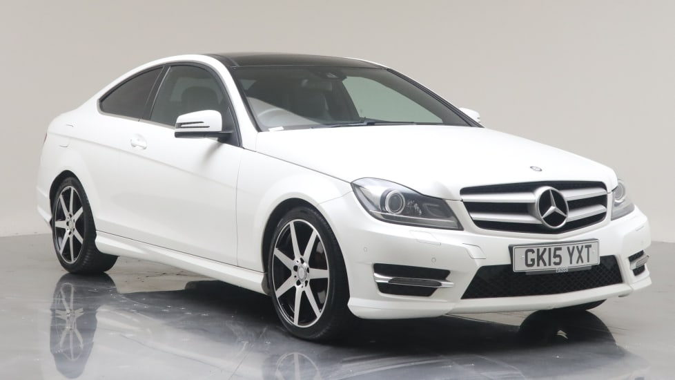 2015 Used Mercedes-Benz C Class 2.1L AMG Sport Edition C220 CDI