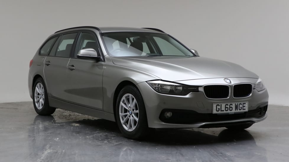2016 Used BMW 3 Series 2L ED Plus 320d