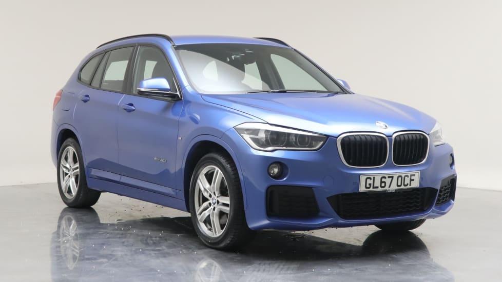 2018 Used BMW X1 2L M Sport 20d