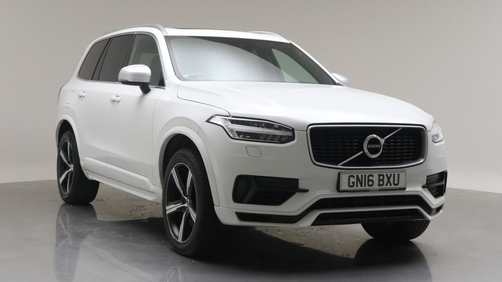 2016 Used Volvo XC90 2L R-Design Twin Engine h T8