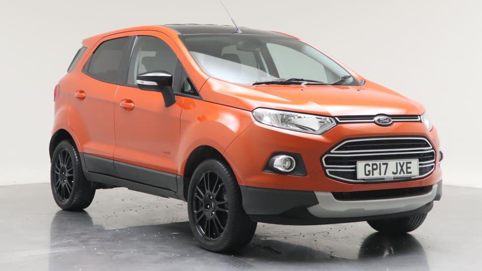 2017 Used Ford EcoSport 1L Titanium S EcoBoost T