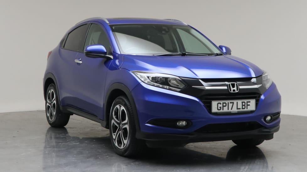 2017 Used Honda HR-V 1.5L EX i-VTEC