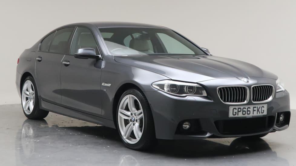 2016 Used BMW 5 Series 3L M Sport 535d