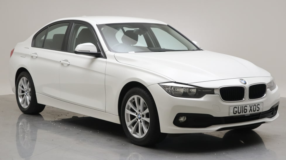 2016 Used BMW 3 Series 2L SE 318d