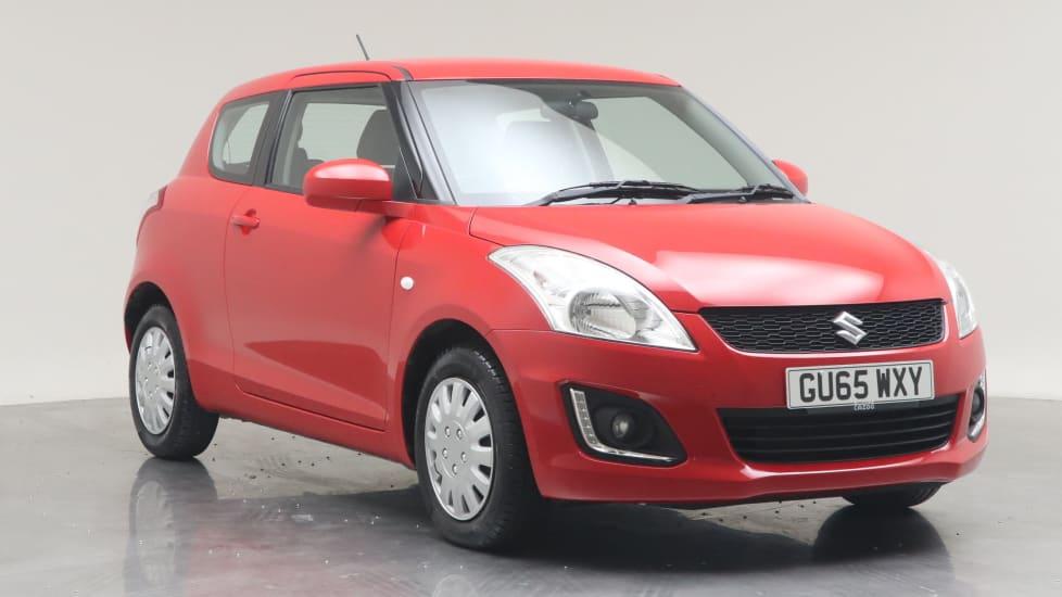 2015 Used Suzuki Swift 1.2L SZ2