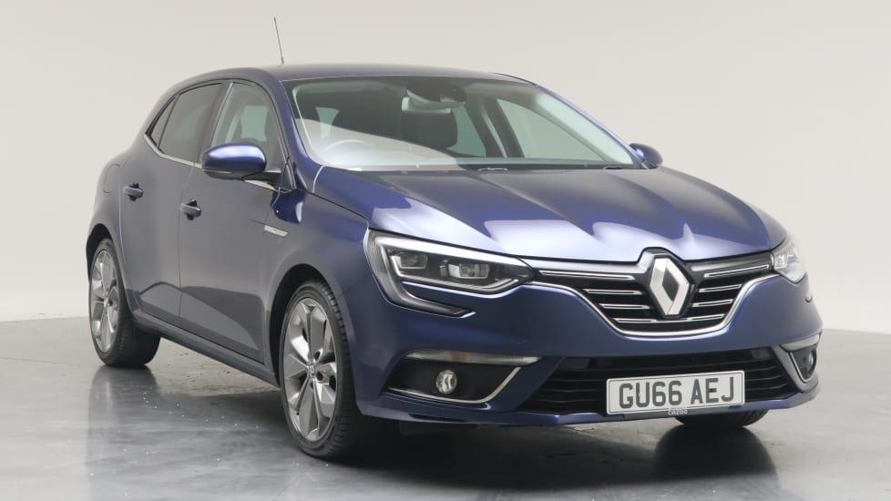 2016 Used Renault Megane 1.2L Signature Nav TCe