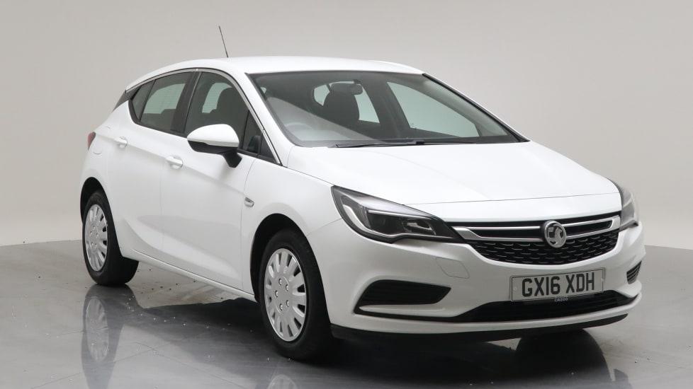 2016 Used Vauxhall Astra 1.4L Design i