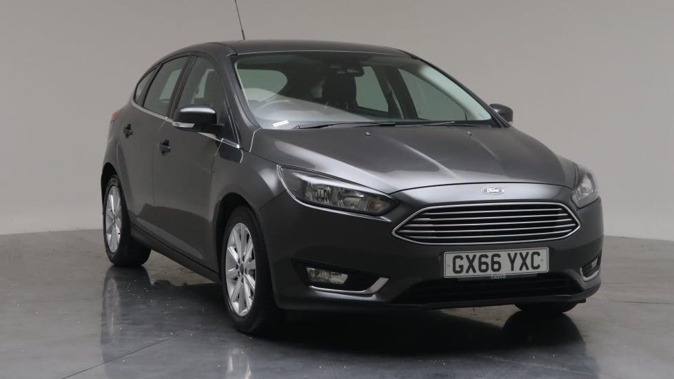 2016 Used Ford Focus 1.6L Titanium