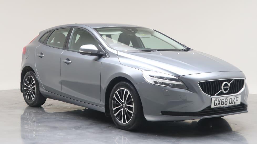 2018 Used Volvo V40 2L Momentum T2