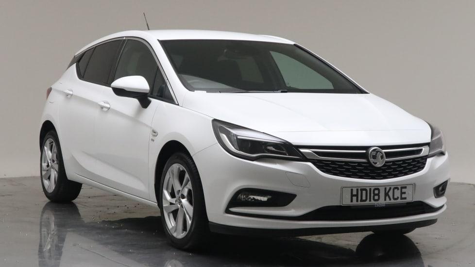 2018 Used Vauxhall Astra 1.4L SRi i