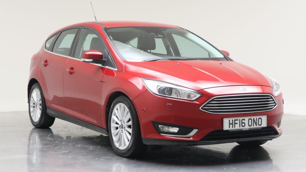 2016 Used Ford Focus 1.5L Titanium X TDCi