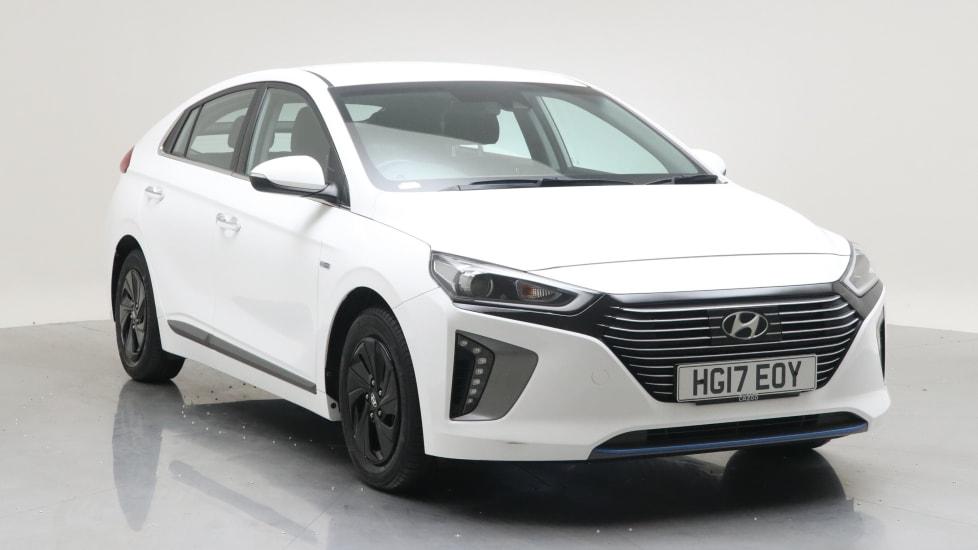 2017 Used Hyundai Ioniq 1.6L Premium h-GDi