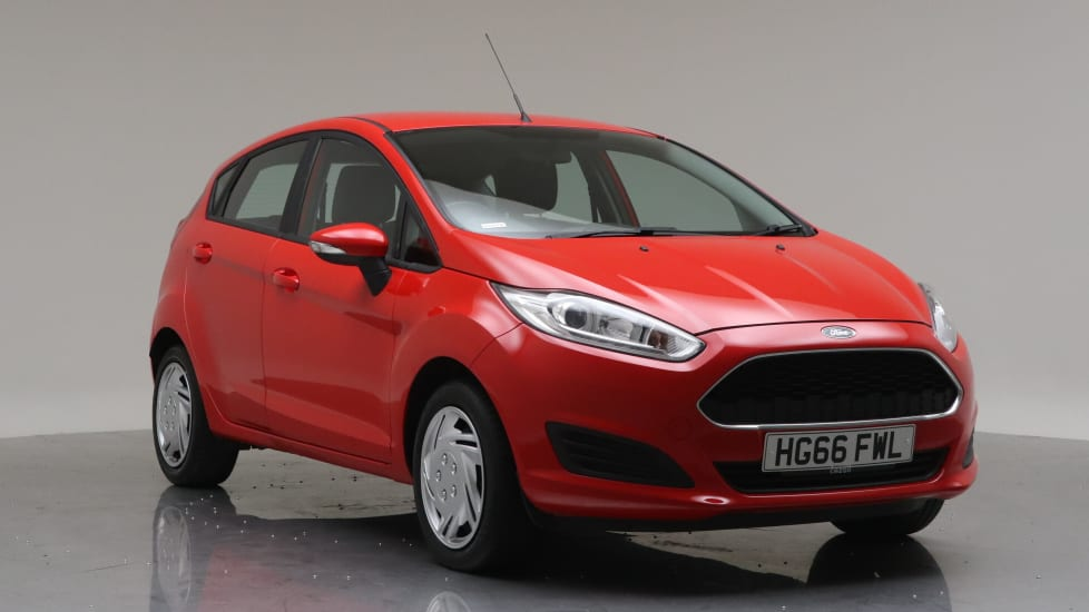 2016 Used Ford Fiesta 1.2L Style