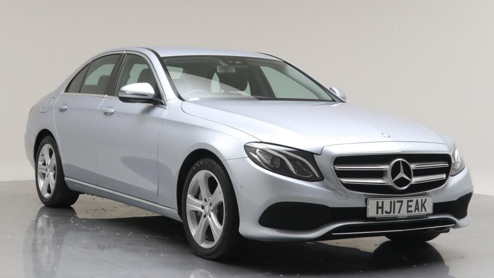 2017 Used Mercedes-Benz E Class 3L SE E350d V6