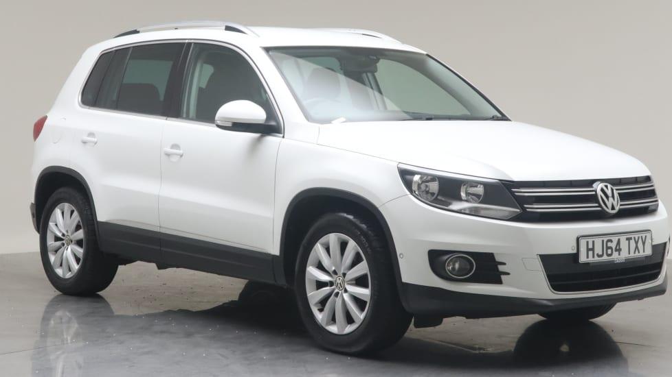 2014 Used Volkswagen Tiguan 2L Match BlueMotion Tech TDI