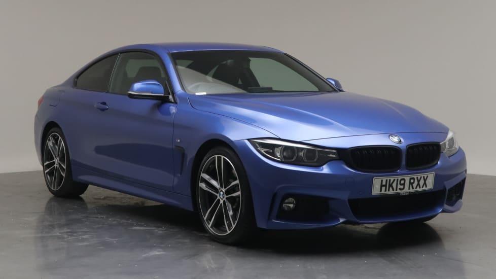 2019 Used BMW 4 Series 2L M Sport 430i