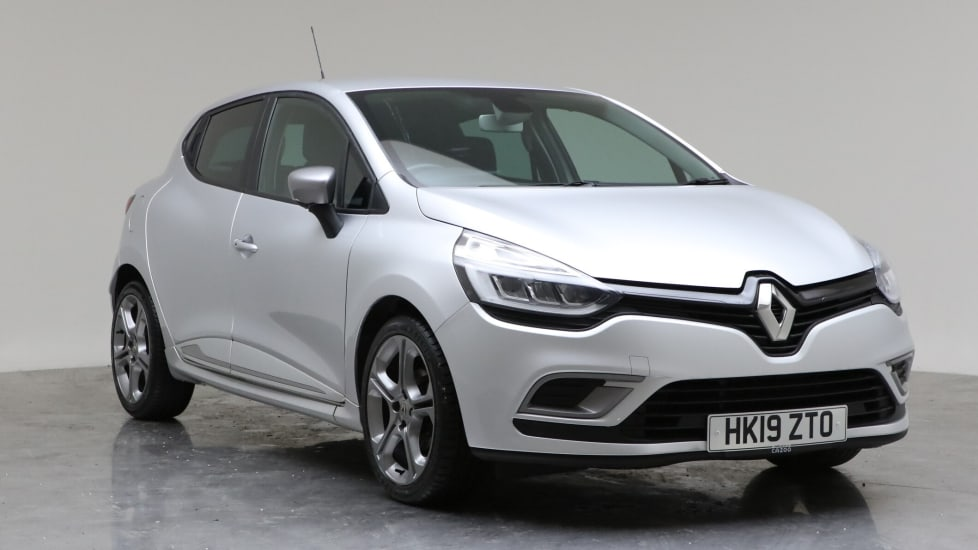 2019 Used Renault Clio 0.9L GT Line TCe