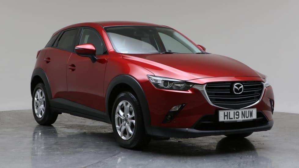 2019 Used Mazda CX-3 2L SE-L Nav+ SKYACTIV-G