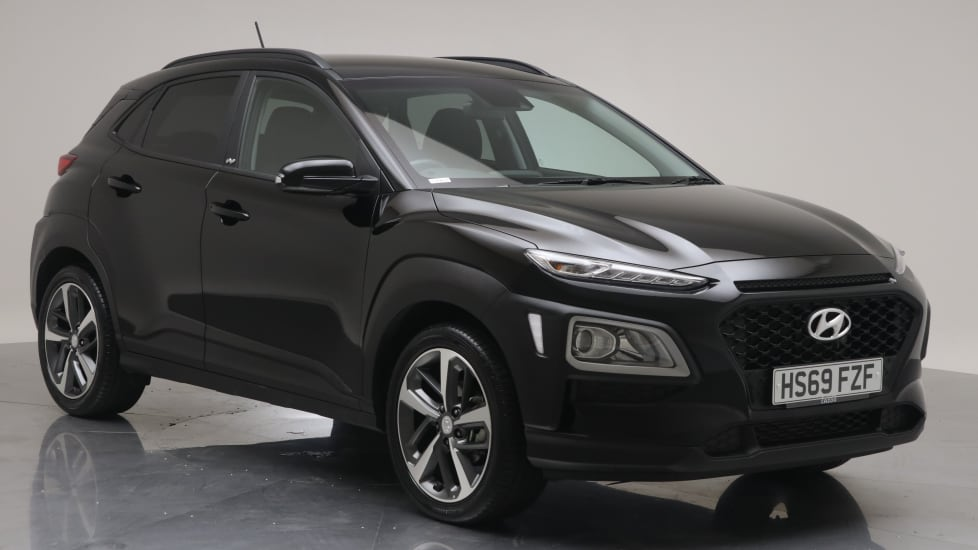 2020 Used Hyundai Kona 1L Play T-GDi