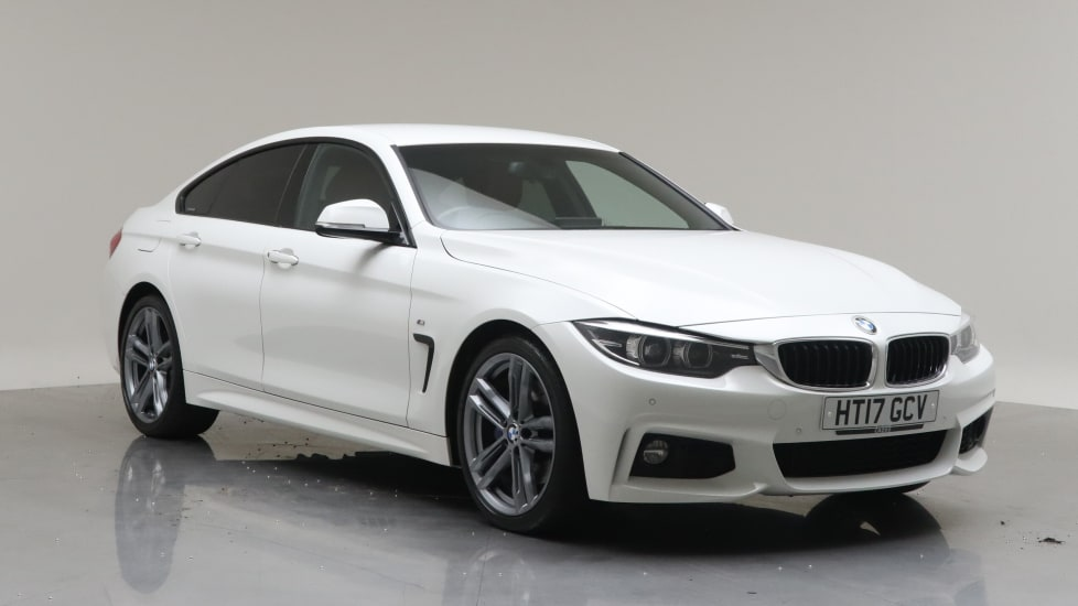 2017 Used BMW 4 Series Gran Coupe 2L M Sport 420i