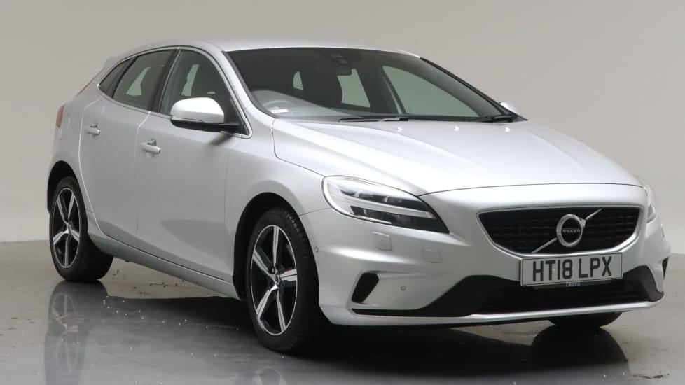 2018 Used Volvo V40 2L R-Design Nav Plus T3