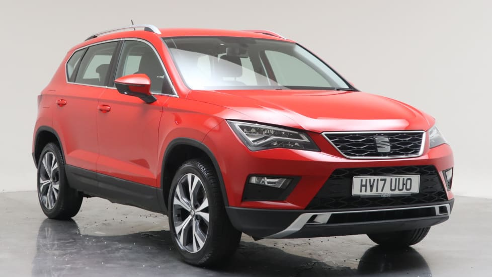 2017 Used Seat Ateca 1L SE Technology Ecomotive TSI
