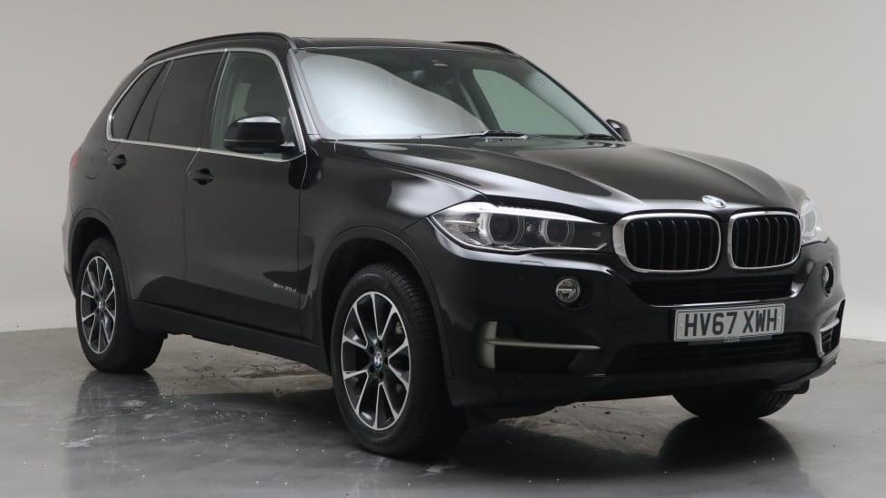 2017 Used BMW X5 2L SE 25d